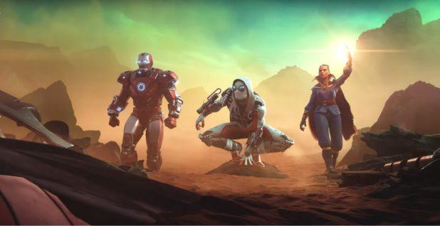 Marvel Realm of Champions Ironman