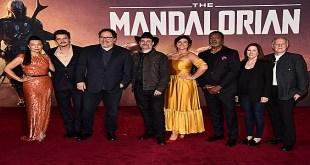 Star Wars The Mandalorian - LA Premiere Clips !! Disney Plus epicheroes