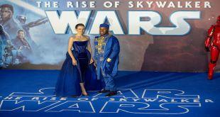 Star Wars Rise of Skywalker European Premiere Red Carpet - Walt Disney