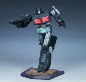 Transformers Classic Statues Nemesis Prime