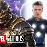 Avengers Eternals First Look Teaser and Marvel Comic Con Trailer Breakdown - Marvel Phase 4