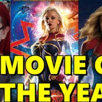 Captain Marvel Wins Movie Of the Year, But Not Brie's Version!