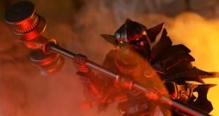 Four Horsemen Studios: Mythic Legions Thumpp |