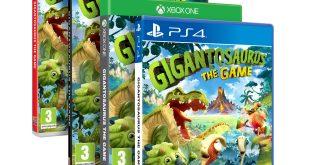 Gigantosaurus The Game Coming Soon     DisKingdom.com   Disney   Marvel   Star Wars