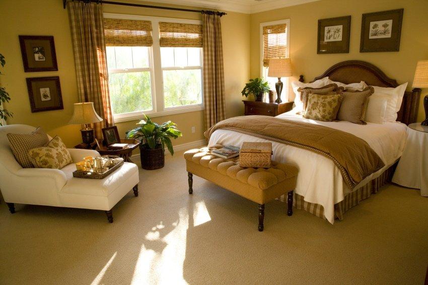 40 Elegant Master Bedroom Design Ideas 2017 (IMAGE GALLERY