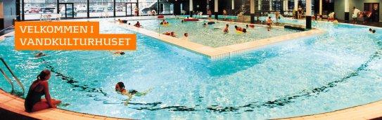 Foto no site da piscina circular de Copenhagen.