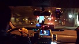 Cedo, sem café no Taxi.