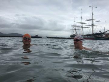 Mike Silva & David Rich @ Dolphin Club