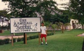 The Baseball School