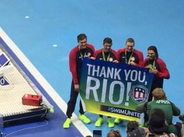 Thank you Rio, foto do Luiz Lima