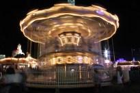 Long exposure of Carousel