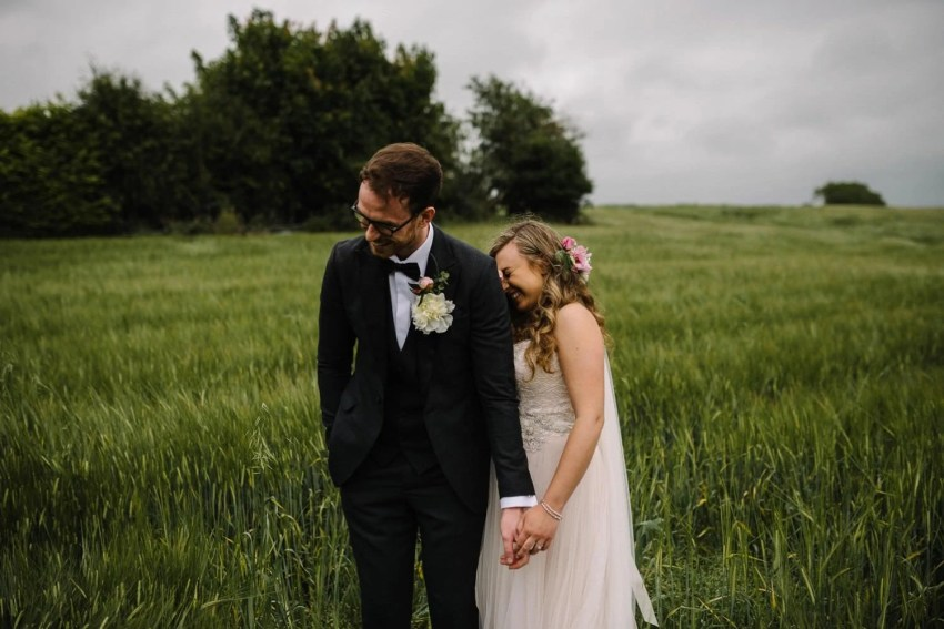 Fun wedding photographer Belfast Northern Ireland