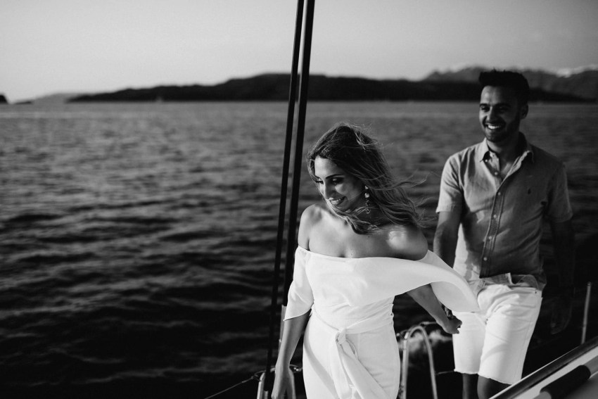 Santorini Destination wedding