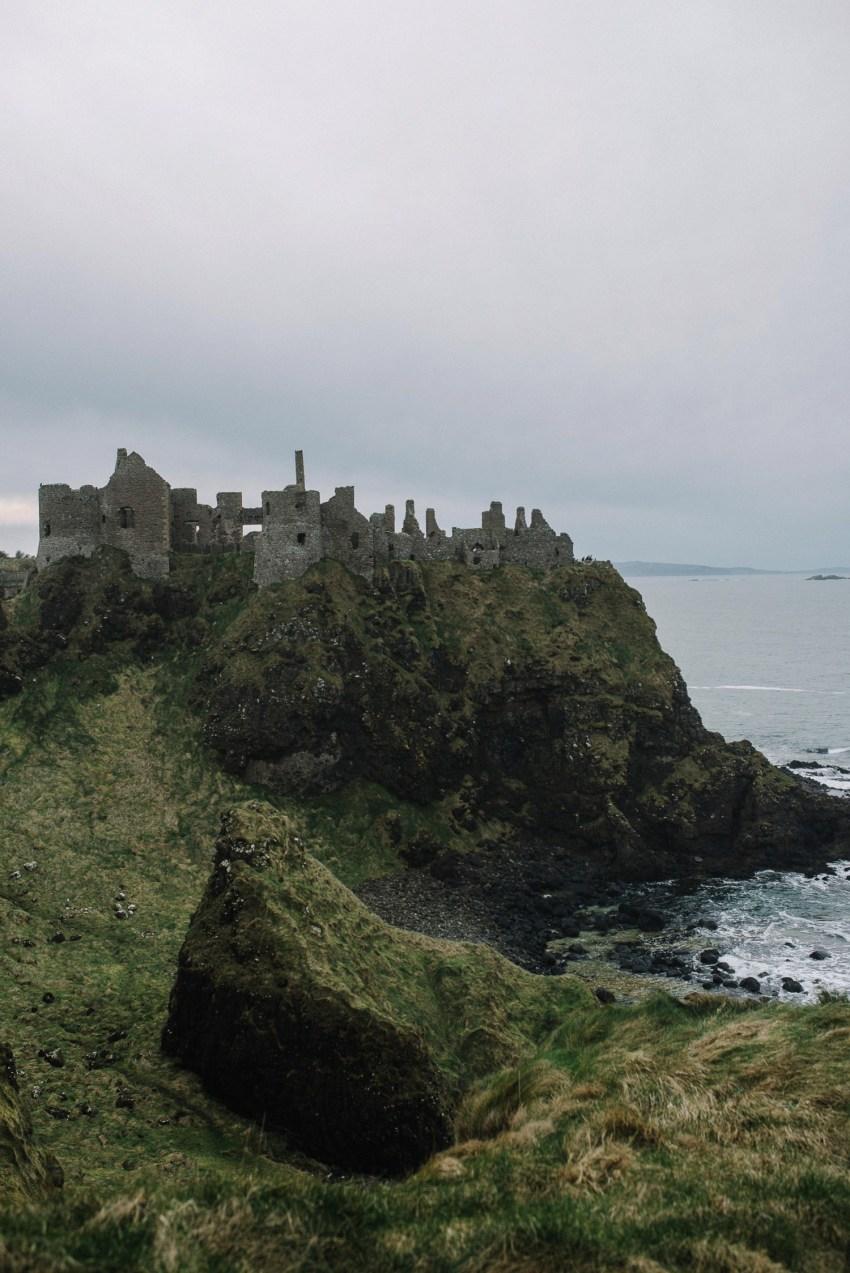 Dunluce Castle Elopement Northern Ireland Irish elopement_0030.jpg