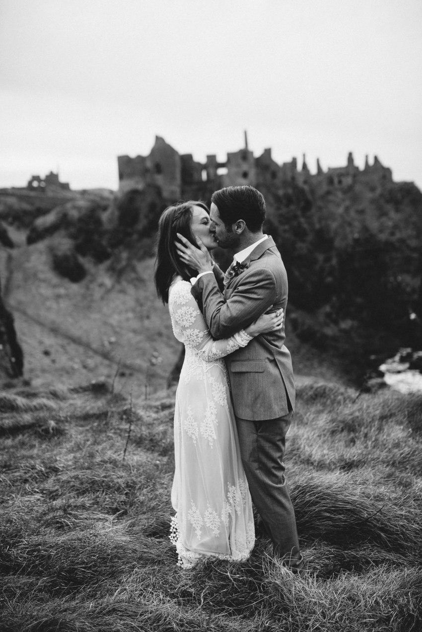 Dunluce Castle Elopement Northern Ireland Irish elopement_0049.jpg