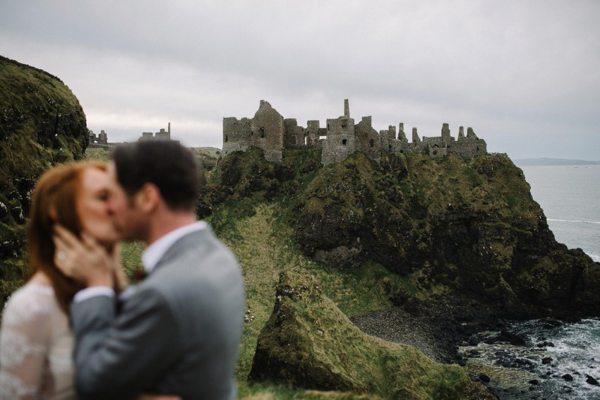 Dunluce Castle Elopement Northern Ireland Irish elopement_0050.jpg