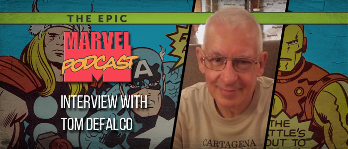 Interview: Tom DeFalco on Thor