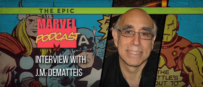 Interview: J.M. DeMatteis on Captain America