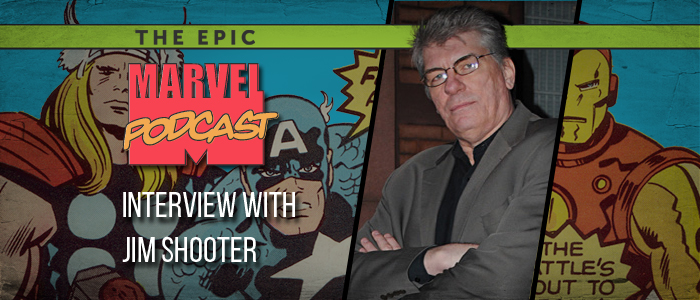 Jim Shooter on Avengers