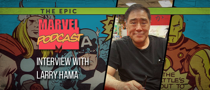 Interview: Larry Hama on Iron Fist