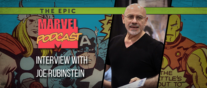Interview: Joe Rubinstein on Silver Surfer