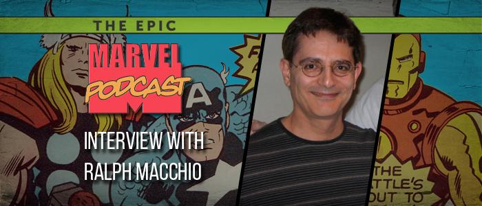 Interview: Ralph Macchio on Fantastic Four