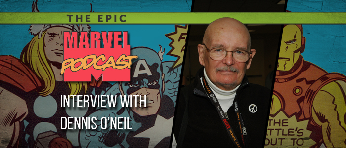 Interview: Denny O'Neil