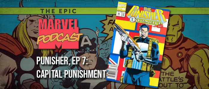 Punisher, Ep. 7: Capital Punishment