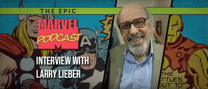 Interview: Larry Lieber