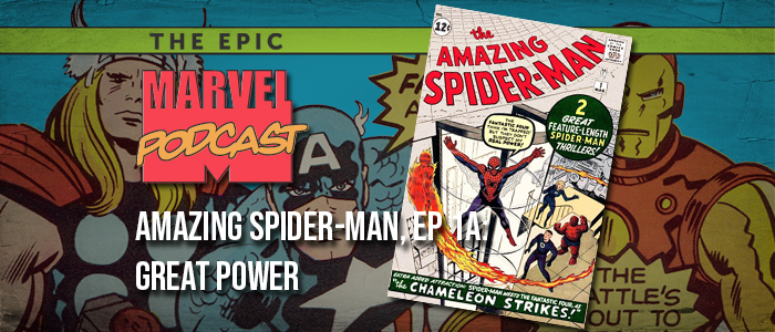 Amazing Spider-Man, Ep. 1a: Great Power