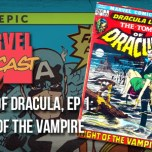 Tomb of Dracula, Ep. 1: Night of the Vampire