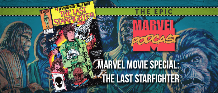 Marvel Movie Special: The Last Starfighter