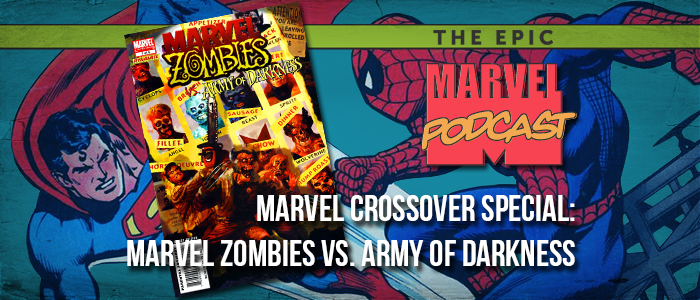 Crossover Special: Marvel Zombies vs. Army of Darkness