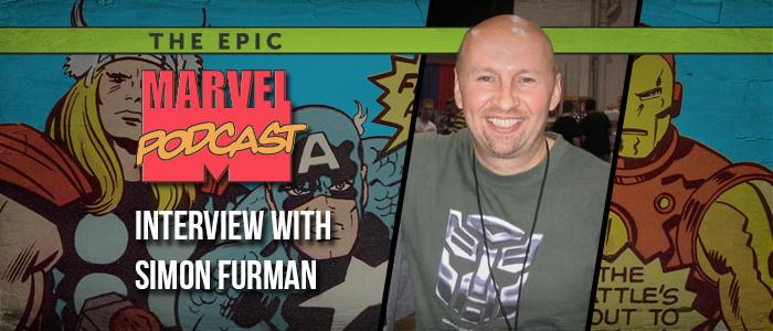 Interview: Simon Furman on Transformers