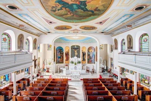 St Mary Of The Annunciation Catholic Church Charleston SC-3-L