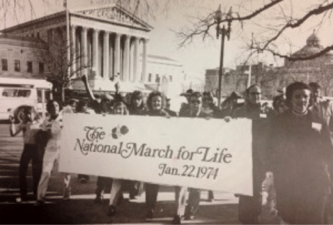 The First Walk For Life