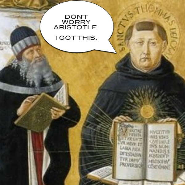 22 Ways You Can Be Just Like St Thomas Aquinas Epicpew