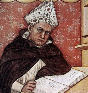 Albertus Magnus, O.P. wiki image