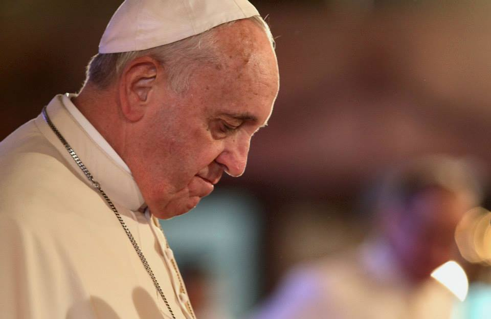 """Francis Strategically Substitutes Word """"Environment"""" For """"Abortion"""" At Public Address At White House"""