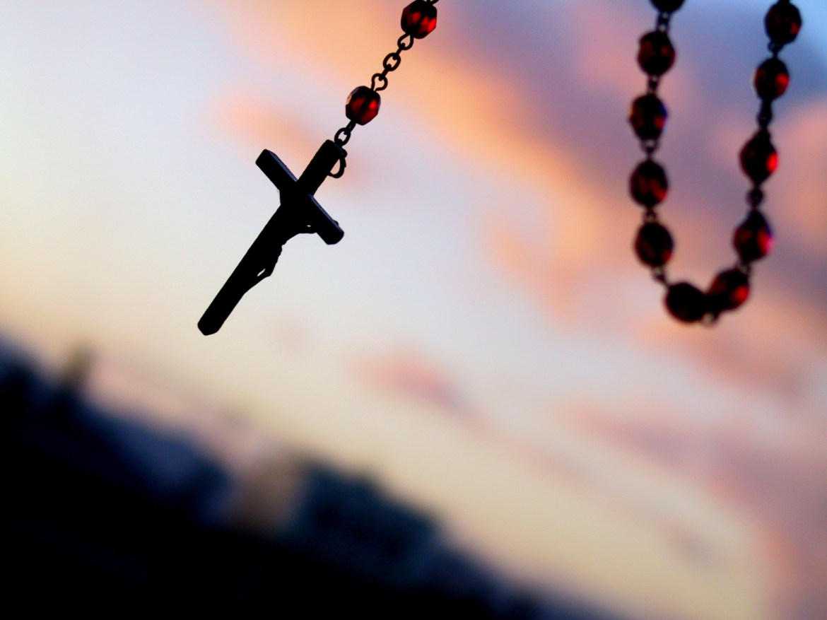 Catholics who carry blessed items on their persons are not superstitious.