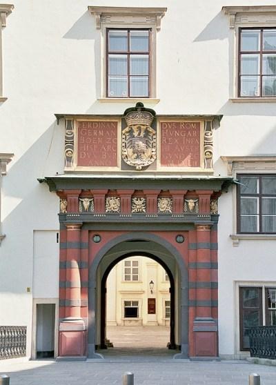 Hofburg Schweizertor (Swiss Gate), Vienna
