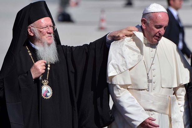 Francis w Bart