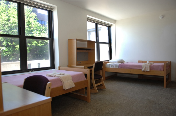 Which of these Catholic colleges has only single sex dorm options?