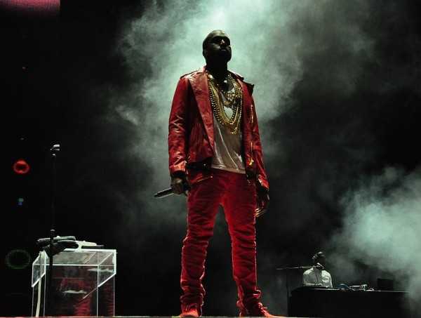 Kanye West Announces Bid For The Papacy
