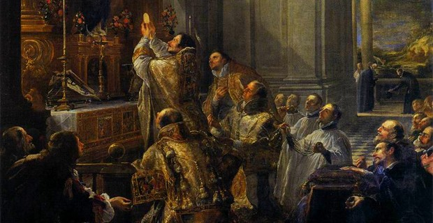 What's your favorite aspect of Mass/Liturgy?