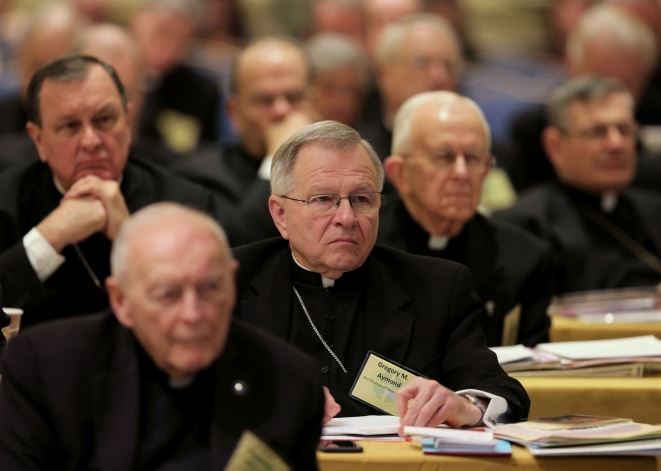 Bishops have the option to appoint an exorcist for their diocese or not.