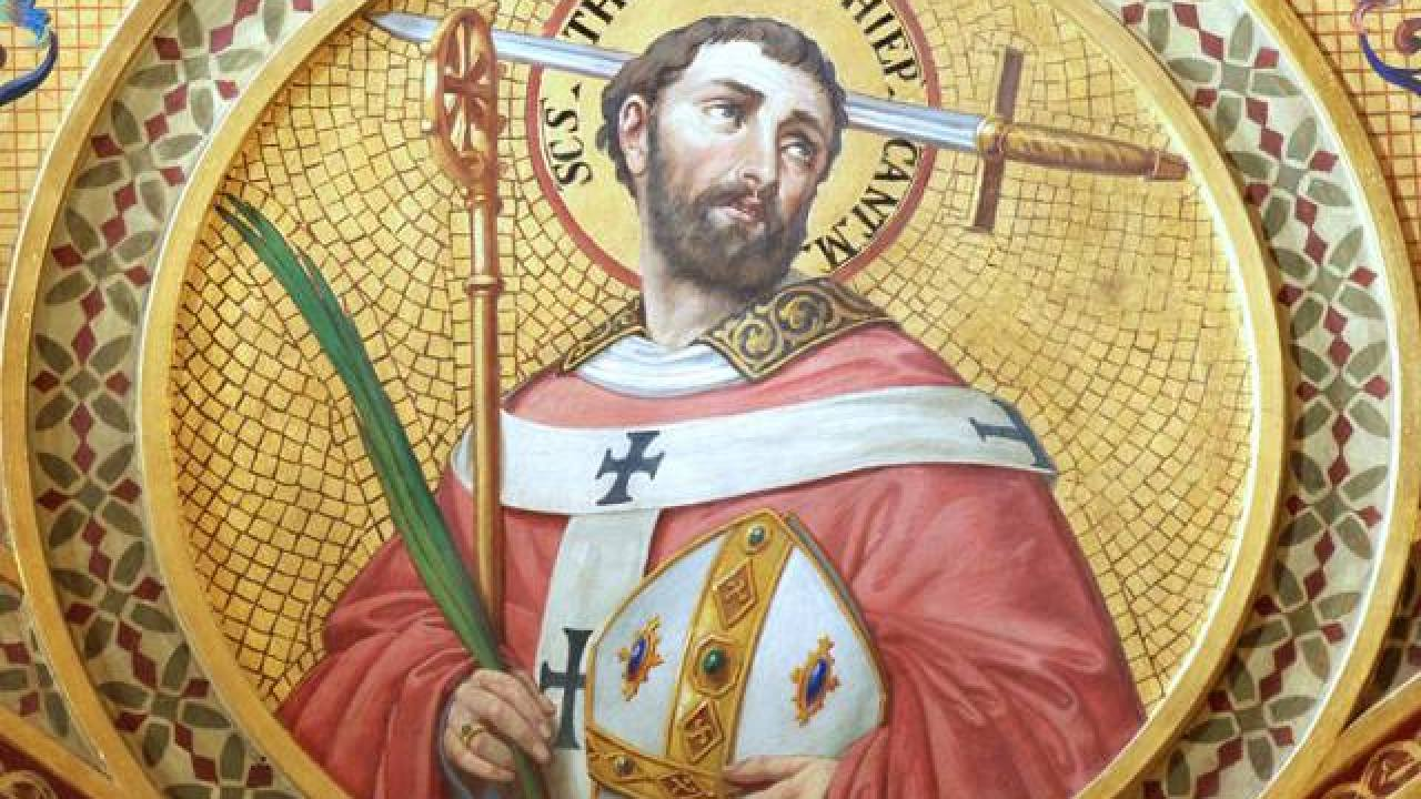 St. Thomas Becket was an epic saint, and you should know him – EpicPew
