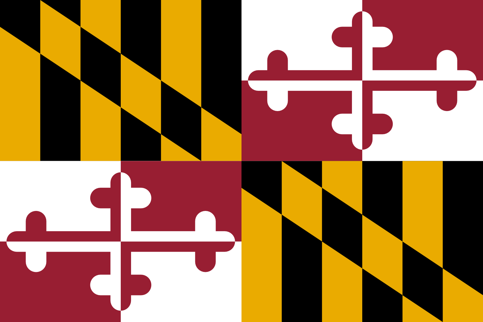Who is the patron saint of Maryland?