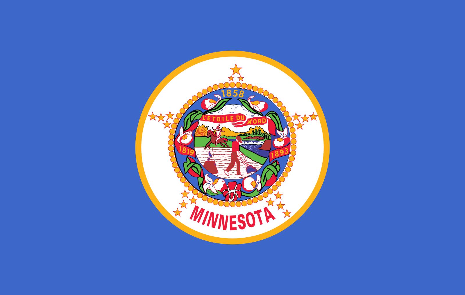 Who is the patron saint of Minnesota?