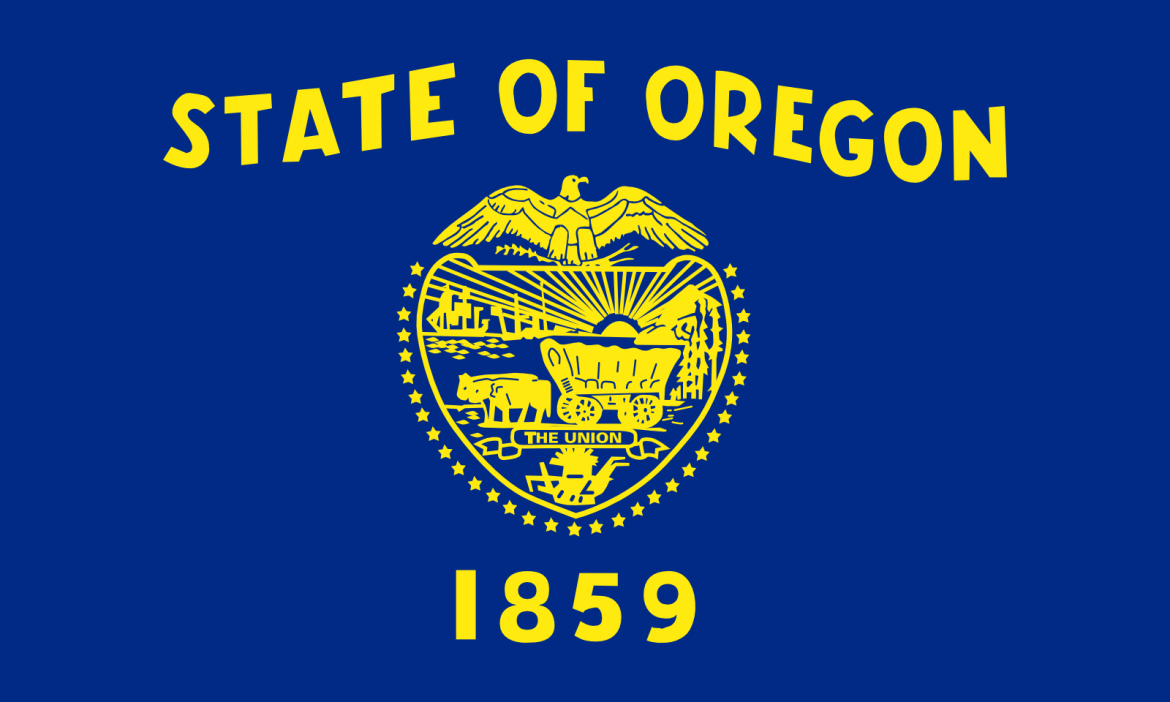 Who is the patron saint of Oregon?